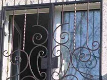 решетки из металла в Сургуте