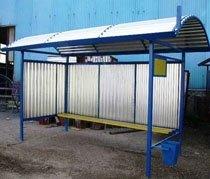 Изготовление автобусных остановок г.Сургут
