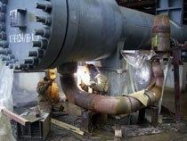 Ремонт металлических конструкций и изделий в Сургуте, металлоремонт г.Сургуте